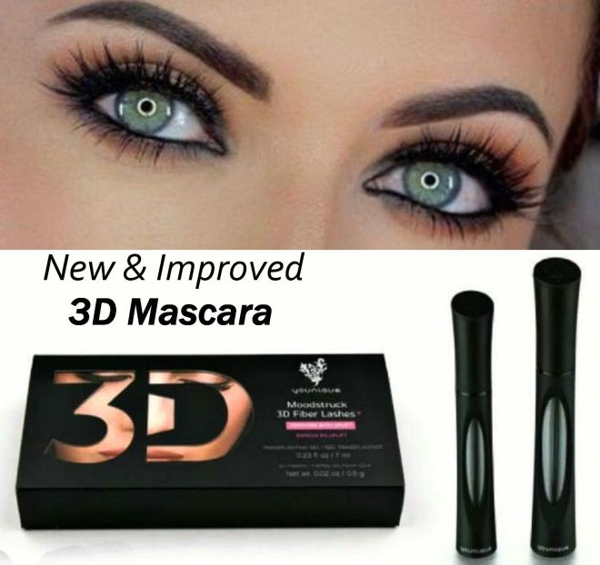 The Must Have Younique 3d Fibre Lash Mascara Worth The Hype